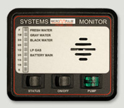 System Monitor with Voice Report  (part # 500-10050-00)