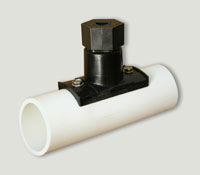 "2"" Pipe Adapter (part # 500-10010-20)"